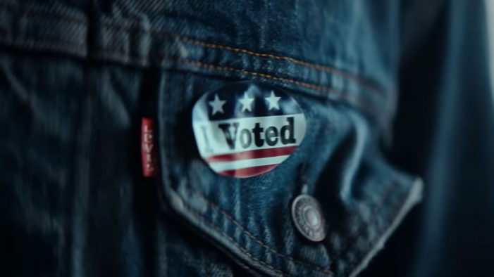 "Electric Theatre Collective Urges You to ""Use Your Vote,"" Collaborating on Levi's Campaign with FCB West"