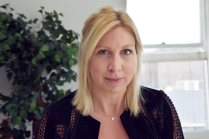 eight&four scoops Starcom's Associate Director Lucy Walker