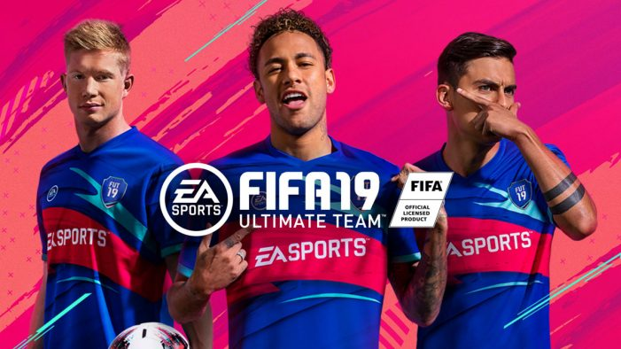 De Bruyne and Dybala Star in the highly anticipated EA SPORTS FIFA 19 Campaign