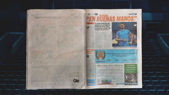 """Olé team with Y&R Argentina to pay tribute to the best Argentinian basketball player ever, """"Manu"""" Ginóbili"""