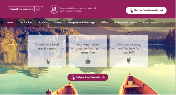 Travel Counsellors recruits Code Computerlove for international growth