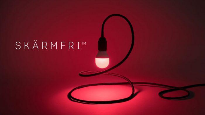 Länsförsäkringar and Stendahls unveils Skärmfri – the lamp that tells you when you're done surfing