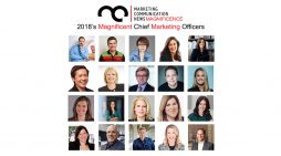 MarComm's Magnificence – 2018's Magnificent Chief Marketing Officers