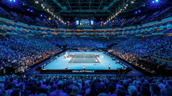 Wasserman partners with ATP to stage world's largest indoor tennis tournament