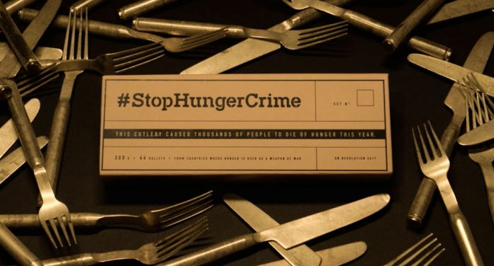 Action Against Hunger strikes hard to end the use of hunger as a war weapon