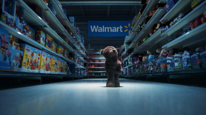 Walmart Canada launches new holiday campaign via its new AOR Cossette