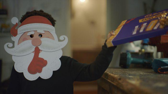 Cadbury Encourages the UK to Become a 'Secret Santa' this Christmas