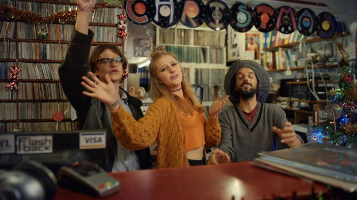 Shopkeepers take centre stage as Visa celebrates the high street in its first ever UK Christmas TV ad