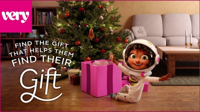 Very focuses on the power of gifts to change lives in Christmas brand push from St. Luke's