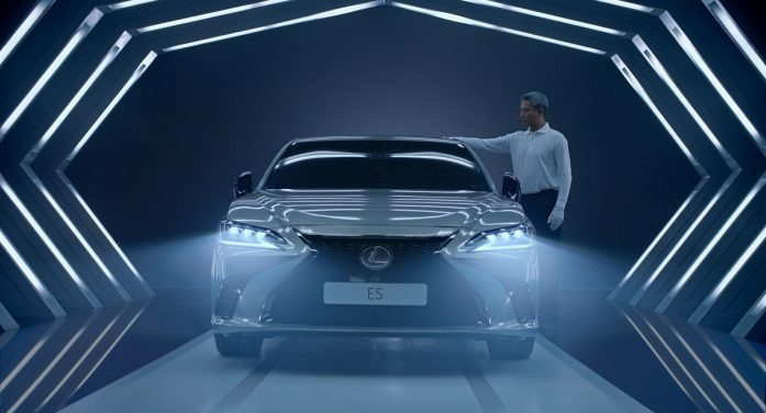 The&Partnership London and Lexus unveil world's first campaign written by AI and shot by Oscar-winning director