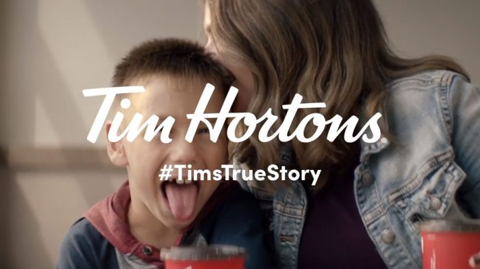 GUT and Tim Hortons Re-Launch True Stories Campaign with 6 Real Canadian Moments