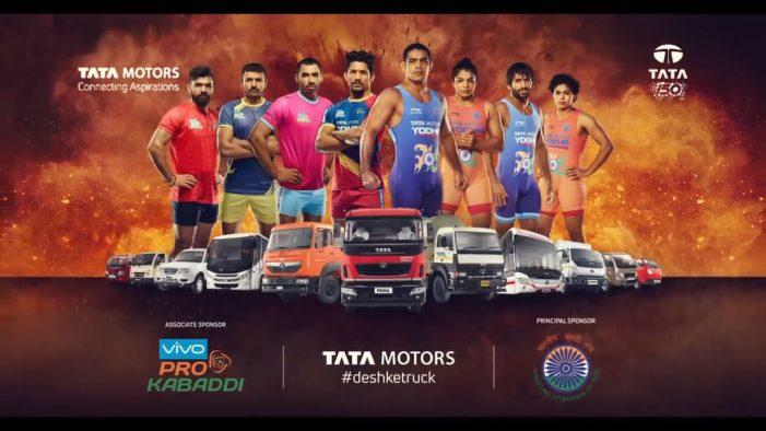 TATA Motors salutes India's non-cricket champions in new ad by Rediffusion