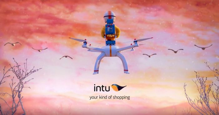 intu shows no gift is impossible in new Christmas campaign