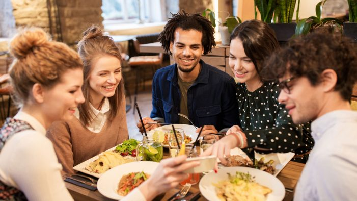The Social Order: One in five Brits check restaurants' social feeds & sites before deciding whether to visit