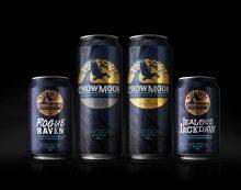 Bluemarlin Unveils a Legendary Rebrand for Crowmoor Cider