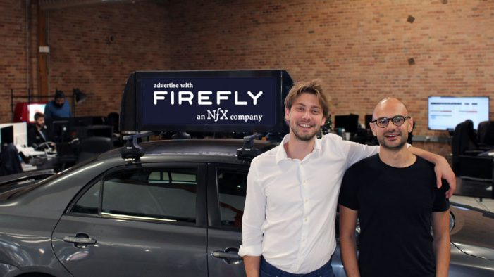 Firefly launches as new way to connect cities, rideshare drivers & businesses via first of its kind smart city ad platform