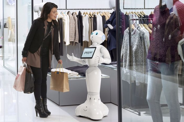 Real people not robots is what British consumers want from retailers