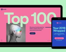 """Spotify Extends """"Wrapped"""" with Dynamic Multi-Market DOOH Campaign"""