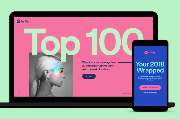 "Spotify Extends ""Wrapped"" with Dynamic Multi-Market DOOH Campaign"