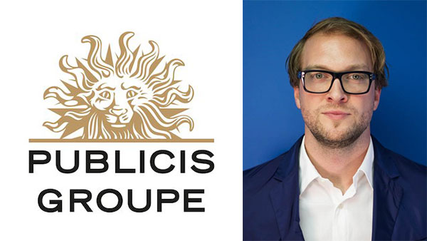 Publicis Groupe appoints Regional Chief Operating Officer for Northern & Central Europe