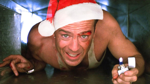 Remix maestros Cassetteboy prove Die Hard is a Christmas Film