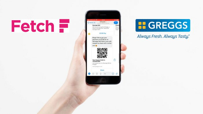 Fetch Manchester Helps Greggs Give More with New Gifting Bot