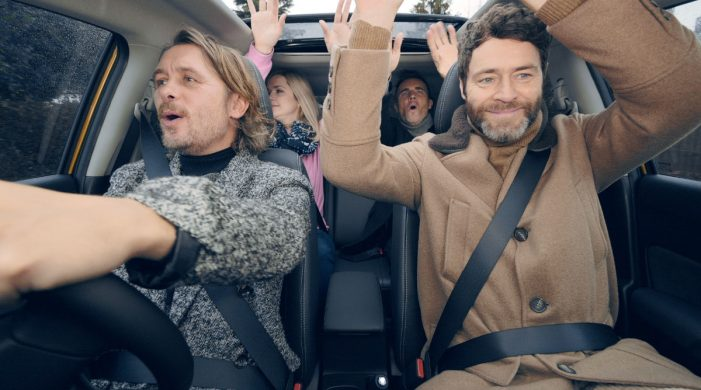 Suzuki and Take That gives superfans a surprise they will Never Forget in new ad campaign