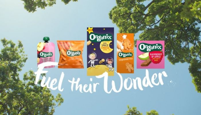 The Gate Launches its First Wonder-Fuelled Campaign for Organix
