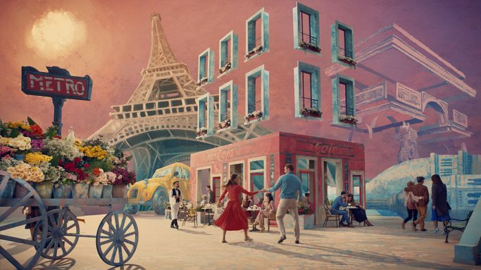Qatar Airways Launches Cinematic New Hollywood-Style Campaign 'A World Like Never Before'