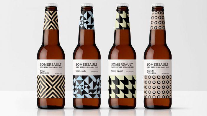 Denomination Gives Adult Soda Brand Somersault Extra 'Pop'