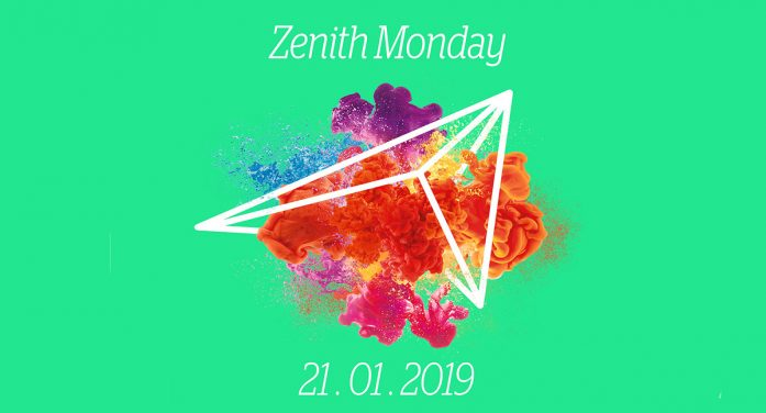 Zenith launches global culture initiative on Blue Monday